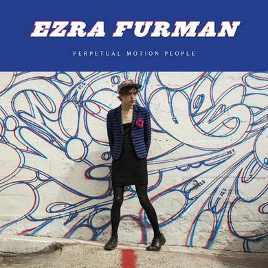Ezra Furman Perpetual Motion People LP (Limited Edition Blue Vinyl) LP