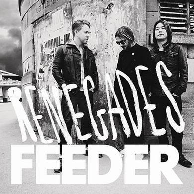 Feeder Renegades 7-Inch Red Vinyl 7 Inch
