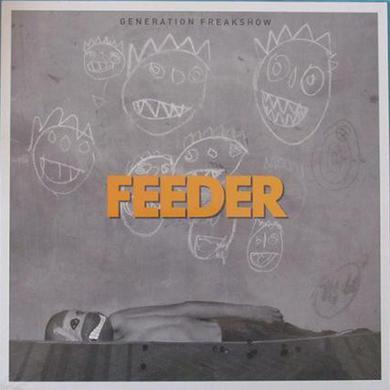 Feeder Generation Freakshow CD Album CD