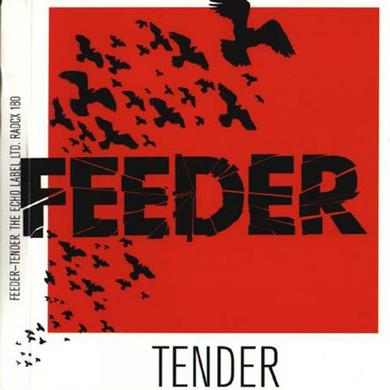 Feeder Tender CD Single CD