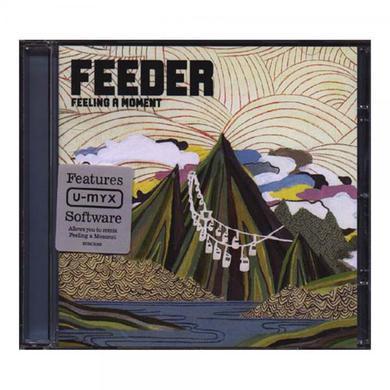 Feeder Feeling A Moment CD Single CD Single