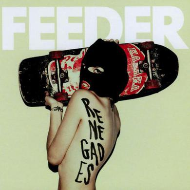 Feeder Renegades CD Book Album CD Collector's Pack