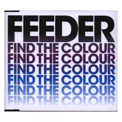 Feeder Find The Colour CD Single CD Single