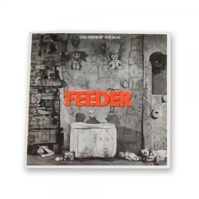Feeder Children Of The Sun CD Single (Promotional Copy Card Sleeve) CD Single