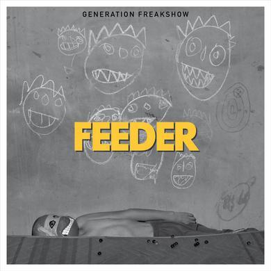 Feeder Generation Freakshow CD Album (Special Edition) CD