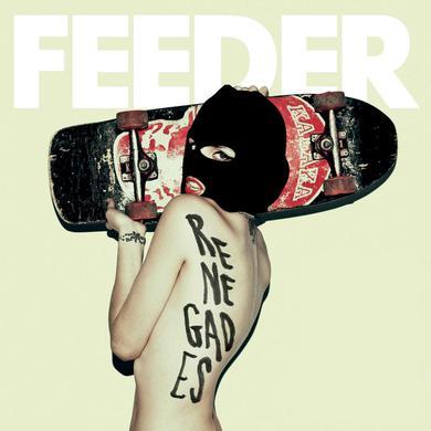 Feeder Renegades CD Album (Special Edition) CD