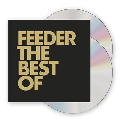 Feeder The Best Of 2CD Album Deluxe CD