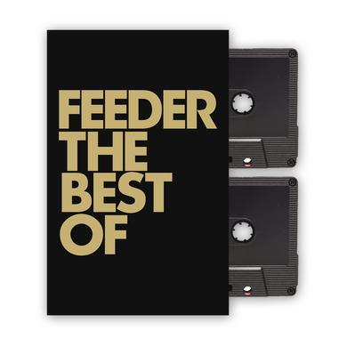 Feeder The Best Of Double Cassette Cassette