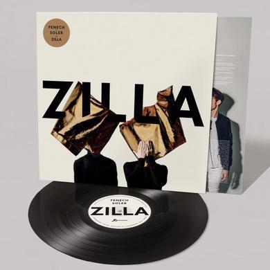 Fenech-Soler Zilla Vinyl LP (Signed) LP