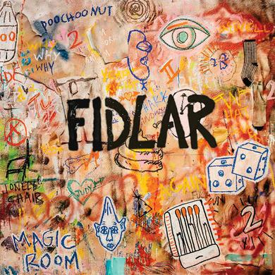 Fidlar Too CD CD