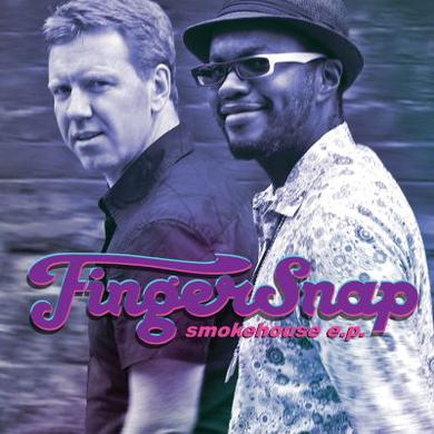 Fingersnap Smokehouse EP (Signed) CD (Vinyl)