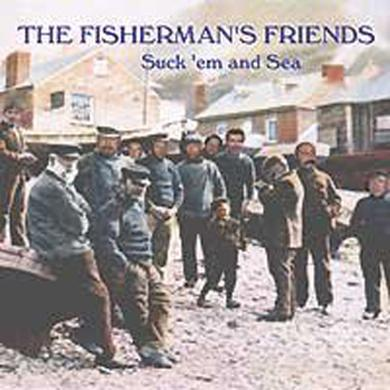 Fisherman's Friends Suck Em And Sea CD Album CD