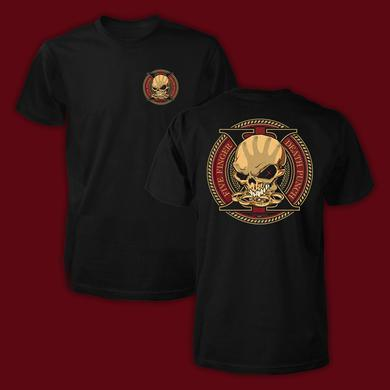 Five Finger Death Punch A Decade Of Destruction T-Shirt