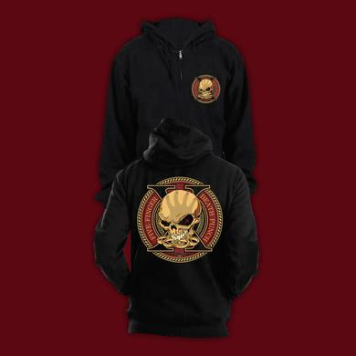 Five Finger Death Punch A Decade Of Destruction Hoody