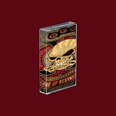 Five Finger Death Punch A Decade Of Destruction Blood Red Cassette Cassette