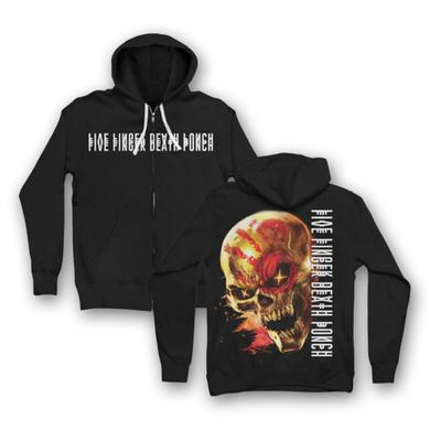 Five Finger Death Punch And Justice For None Hoodie