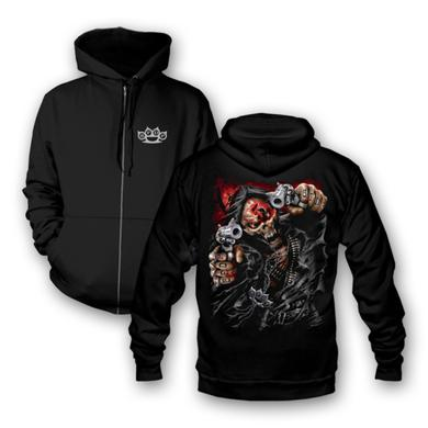 Five Finger Death Punch Assassin Hoodie