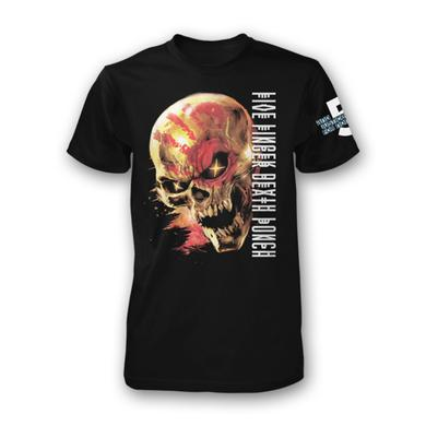Five Finger Death Punch And Justice For None T-Shirt