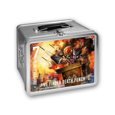 Five Finger Death Punch And Justice For None Lunchbox