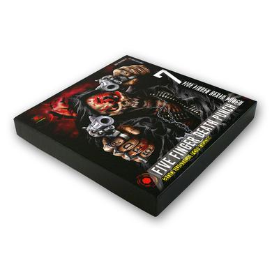 Five Finger Death Punch And Justice For None CD Boxset Boxset