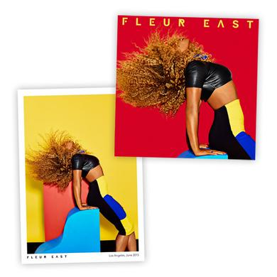 Love, Sax and Flashbacks (Deluxe CD) with Exclusive Signed Fleur East Photograph Deluxe CD