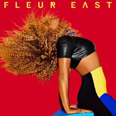 Fleur East Love, Sax and Flashbacks (Deluxe CD) Deluxe CD