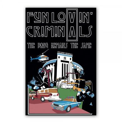 Fun Lovin Criminals The Bong Remains The Same DVD DVD