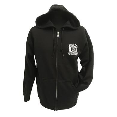 Fun Lovin Criminals Police Badge Zip Hooded Sweatshirt