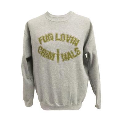 Fun Lovin Criminals Dagger Crewneck Sweatshirt
