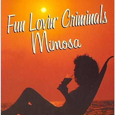 Fun Lovin Criminals Mimosa CD Album CD
