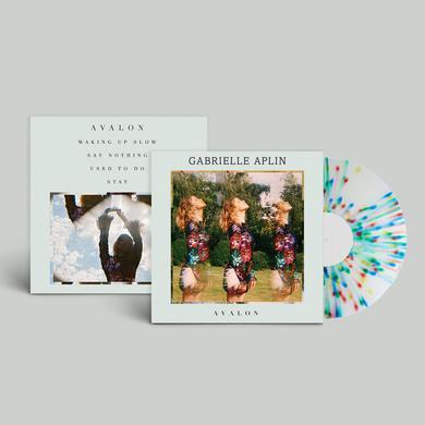 Gabrielle Aplin Avalon 12-Inch Vinyl EP (Ltd Edition Splatter Vinyl) 12 Inch