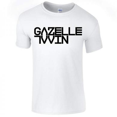 Gazelle Twin White Logo T-Shirt