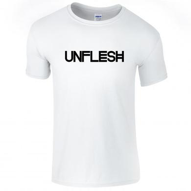 Gazelle Twin Unflesh - White T-Shirt