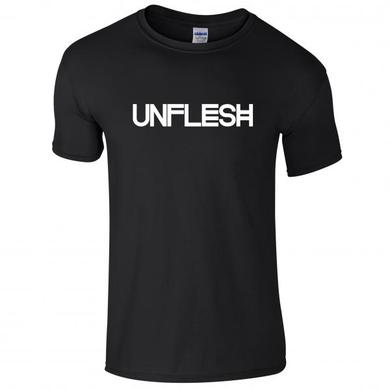 Gazelle Twin Unflesh - Black T-Shirt