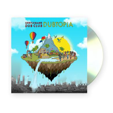 GENTLEMAN'S DUB CLUB Dubtopia CD CD