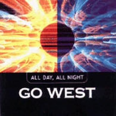 Go West All Day, All Night CDS