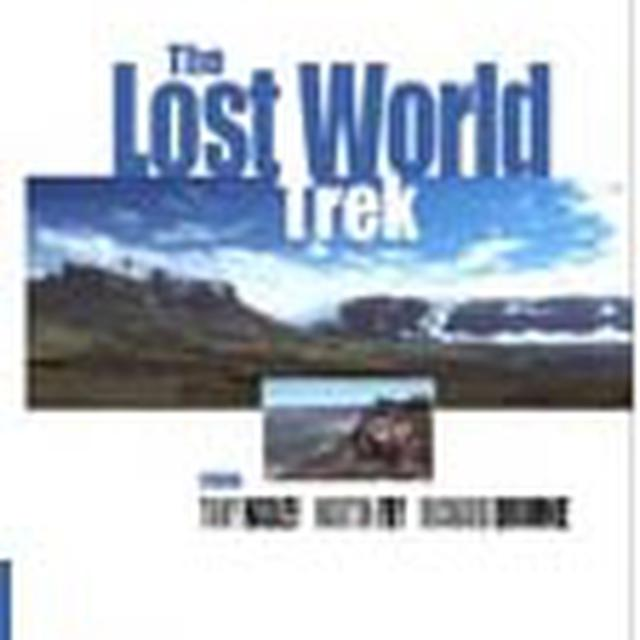 Go West The Lost World Treck DVD