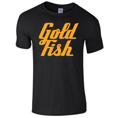 Goldfish Tee - Orange / Black