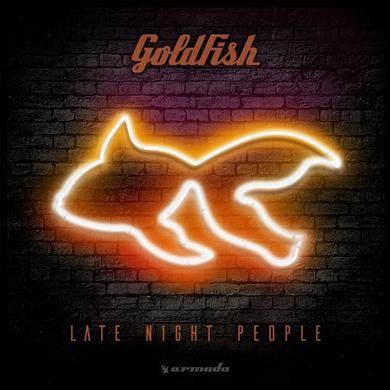 Goldfish Late Night People Vinyl LP LP