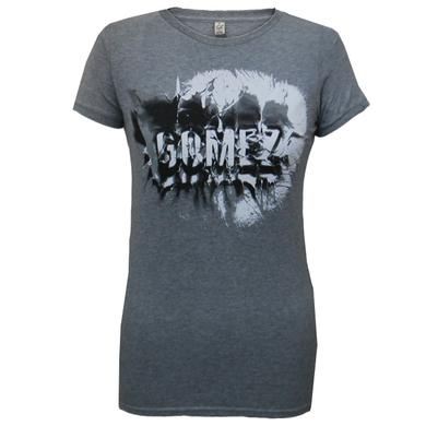 Gomez Ladies Splash Grey T-Shirt