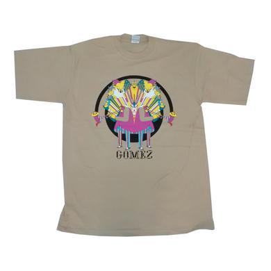 Gomez Tour '04 Beige T-Shirt