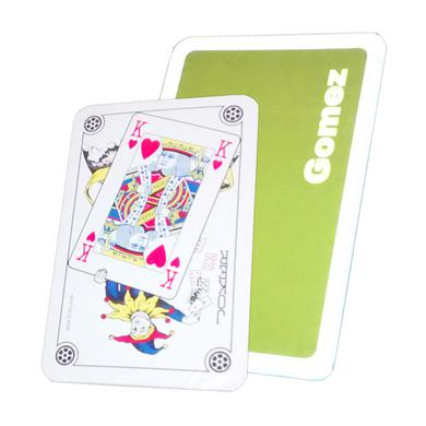 Gomez Logo Playing Cards