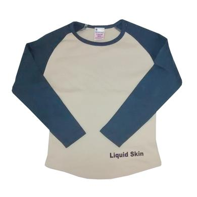 Gomez Ladies Liquid Skin Tan Long Sleeve T-Shirt