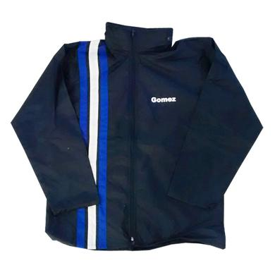 Gomez Liquid Skin Navy Jacket