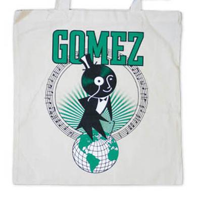 Gomez Logo Tote Bag