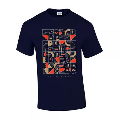 Gramatik Epigram Navy T-Shirt (Tesla Version)