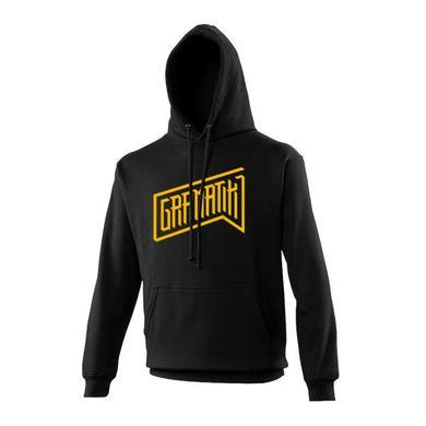 Gramatik Yellow Logo Black Hoody