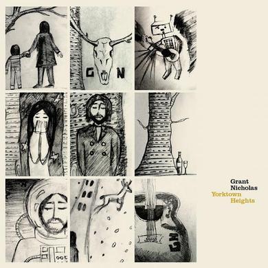 Grant Nicholas Yorktown Heights (Vinyl) Double Heavyweight LP