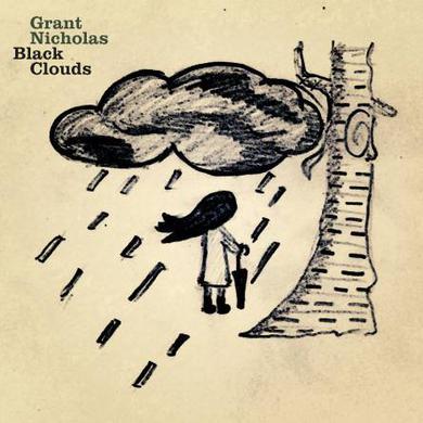 Grant Nicholas Black Clouds  CD