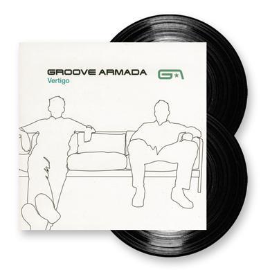 Groove Armada Vertigo Double Vinyl LP Double LP